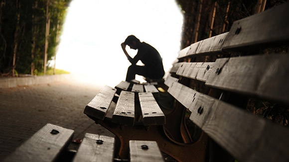 Meska depresja